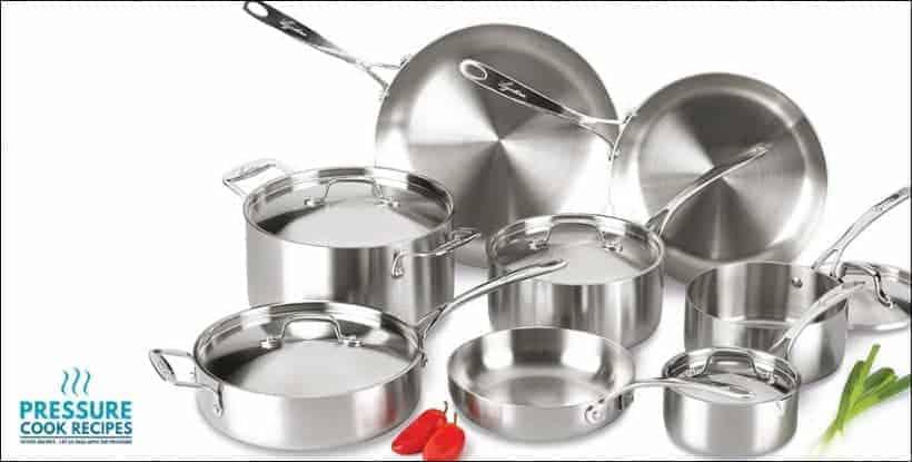 Kitchen tools pressure cook recipes for Lagostina kitchen tool set 8 pc