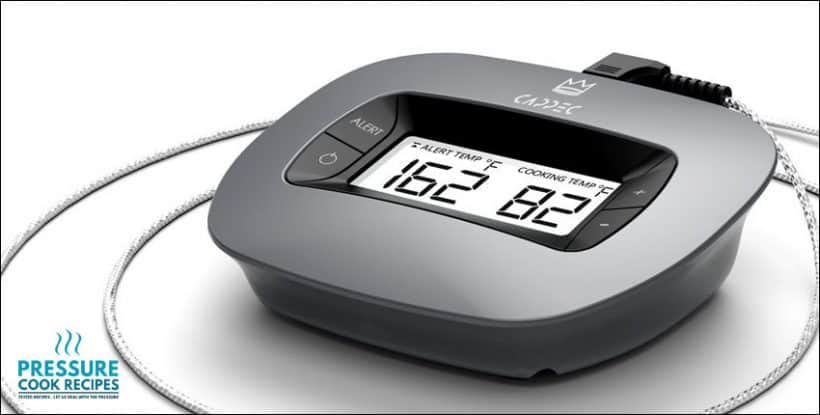 Cappecs Food Thermometer