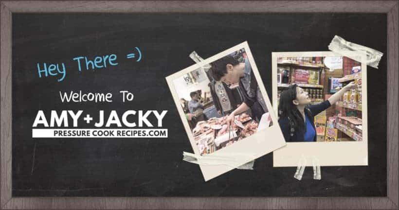 Amy + Jacky Story vorgestellt
