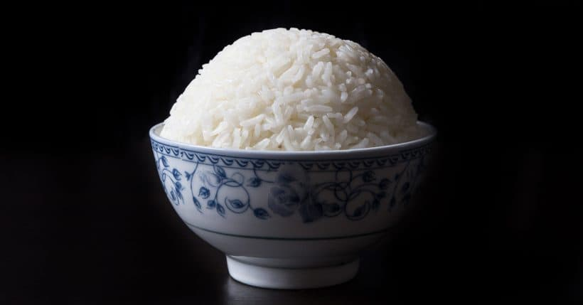 Instant Pot Rice Recipe