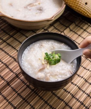 how to cook porridge using rice cooker