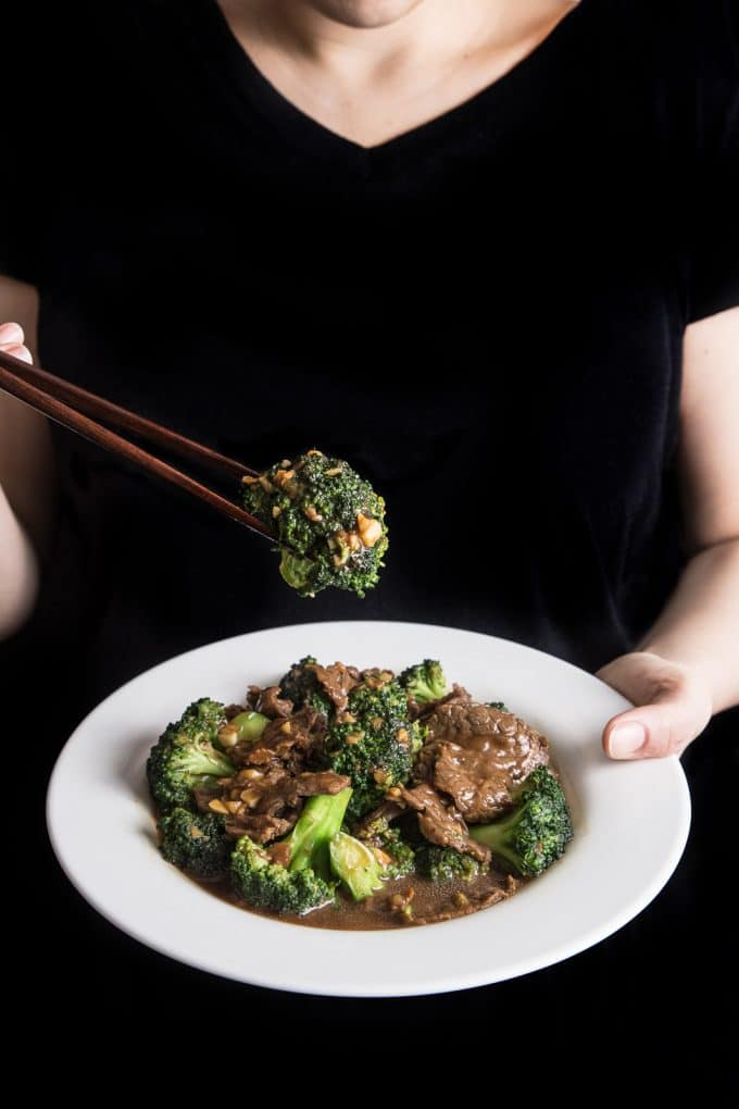 Easy beef and broccoli stir fry recipe pressure cook recipes make this flavorful chinese easy beef and broccoli stir fry recipe in 25 mins tender forumfinder Images