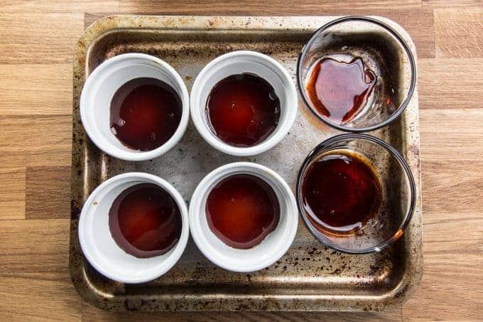 how to make caramel for flan (crème caramel)