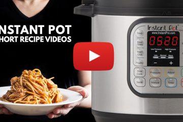 Instant Pot Videos