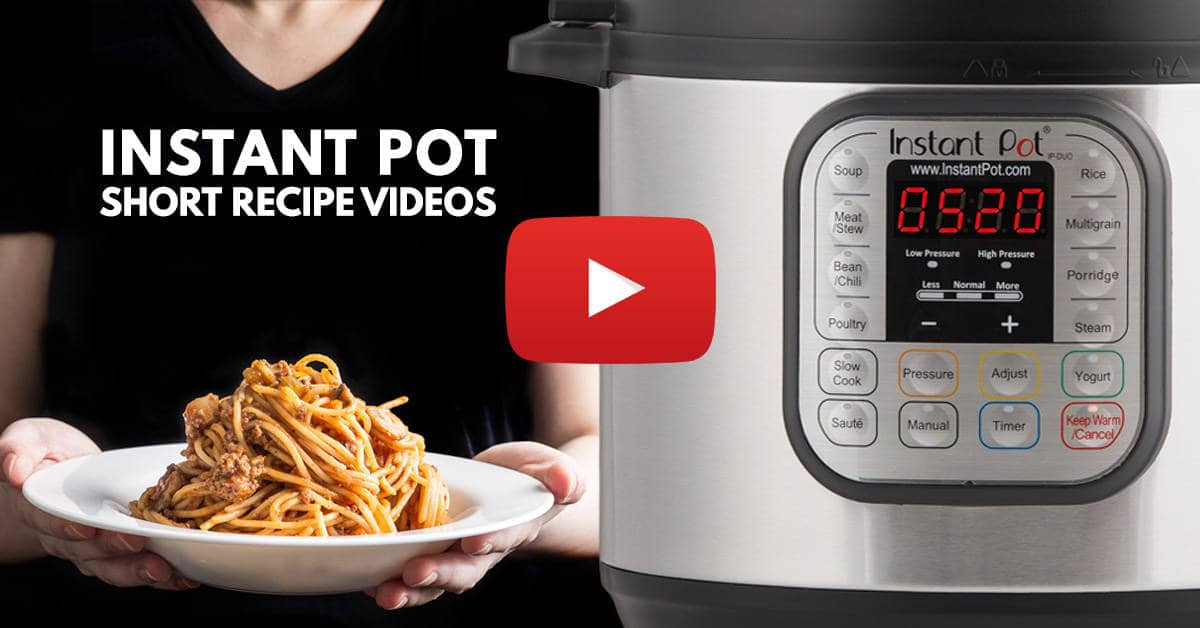 Instant pot videos pressure cooker videos pressure cook recipes forumfinder Choice Image