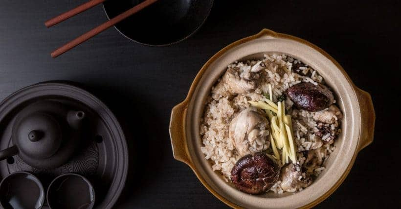 one pot chinese pressure cooker chicken and rice