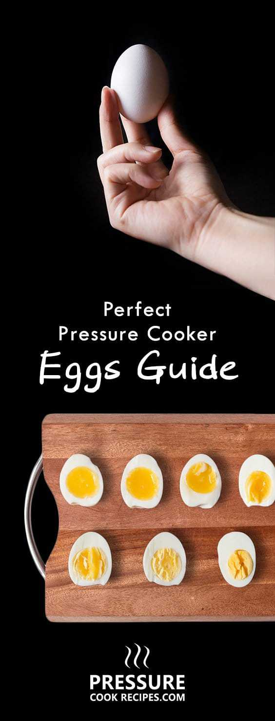 An Eggsperiment On How To Make Perfect Pressure Cooker Eggs! Check Out Our  Results &