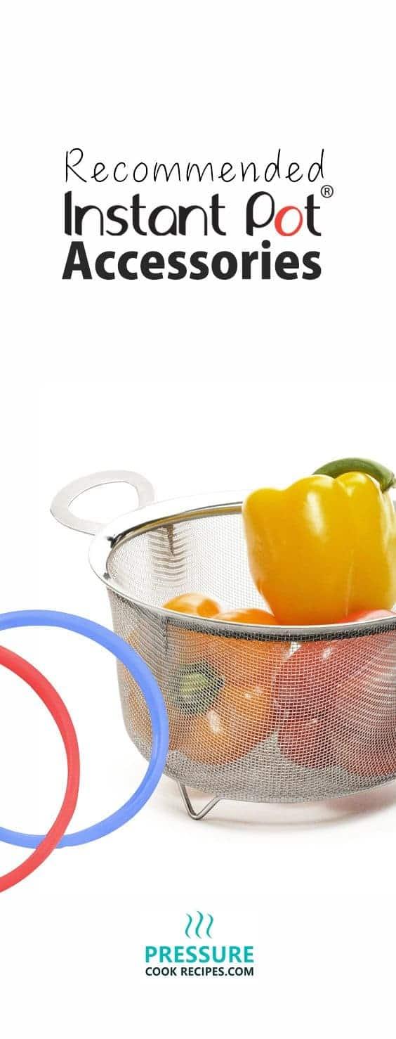 Best Instant Pot Accessories Pressure Cook Recipes