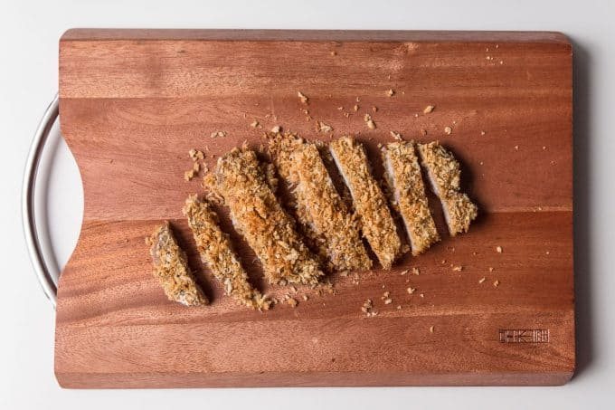 Make this easy Japanese Katsu Curry (Tonkatsu) meal. Juicy, tender pork chops coated with toasted breadcrumbs, paired with sweet Japanese curry over rice.