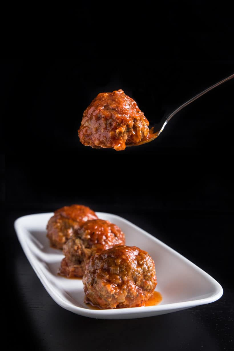 Instant Pot Meatballs | Instapot Meatballs | Pressure Cooker Meatballs | Easy Meatballs Recipe | Homemade Meatballs | Italian Meatballs | Instant Pot Ground Beef | Instant Pot Beef | Instant Pot Recipes