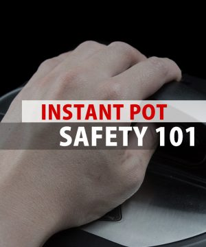 Instant Pot pressure cooker is a very safe kitchen tool with 10 proven safety mechanisms.