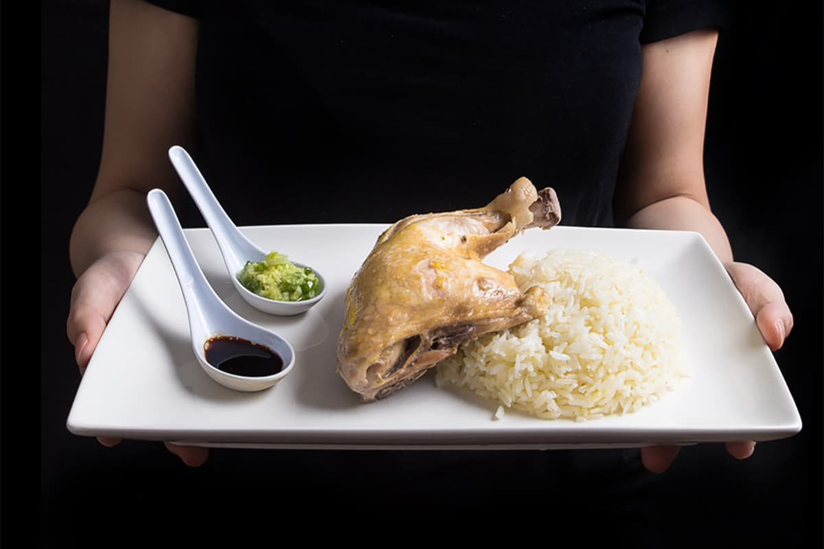 Instant Pot Hainanese Chicken Rice | Instant Pot Hainanese Chicken and Rice | Instant Pot Chicken and Rice | Chicken and rice recipe | Singaporean Hainanese Chicken Rice Recipe