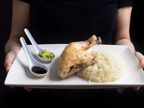 Instant Pot Hainanese Chicken Rice Tested By Amy Jacky