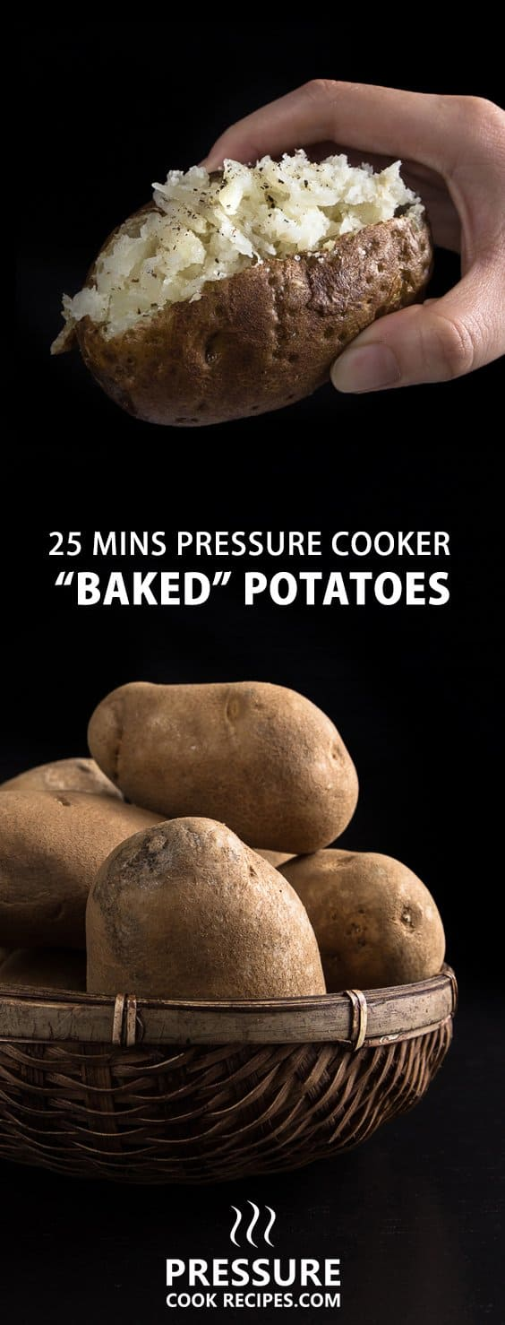pressure cooker crispy potatoes recipes dishmaps pressure cooker ...