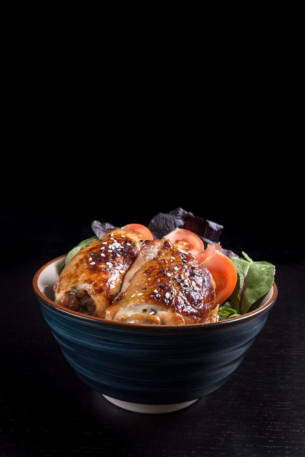 One Pot Pressure Cooker Teriyaki Chicken And Rice Recipe 1 Pressure Cook Recipes