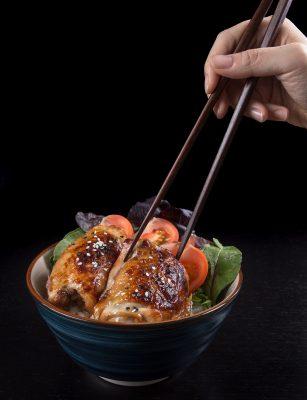 One Pot Pressure Cooker Teriyaki Chicken and Rice