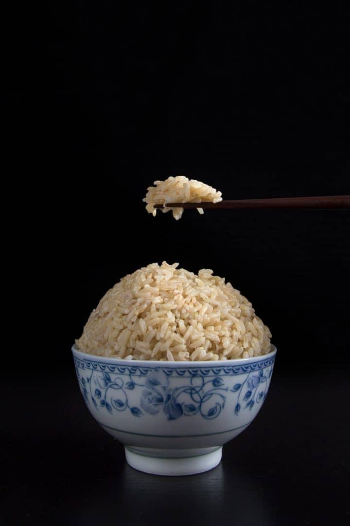 Lentil and Wild Rice Pilaf