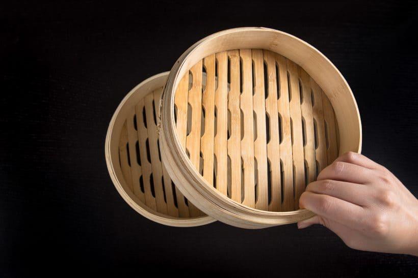 Instant Pot Bamboo Steamer