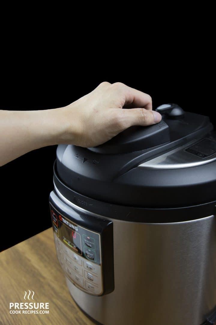 Tatung TPC-6LB 6 Liters Electric Pressure Cooker Lid Cover