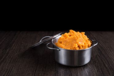 instant pot mashed sweet potatoes | mashed sweet potatoes instant pot | instant pot sweet potato mash | pressure cooker mashed sweet potatoes | instant pot sweet potatoes | thanksgiving recipes | holiday recipes | christmas recipes #AmyJacky #InstantPot #PressureCooker #recipe #sides #vegan