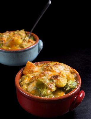 One Pot Portuguese Chicken and Rice in Pressure Cooker 焗葡國雞飯