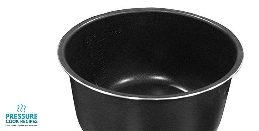 Genuine Instant Pot Ceramic Non-Stick Interior Coated Inner Cooking Pot - 6 Quart