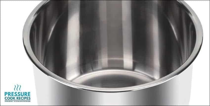 Genuine Instant Pot Stainless Steel Inner Cooking Pot - 6 Quart