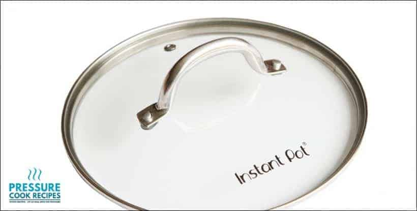 Instant Pot Tempered Glass Lid