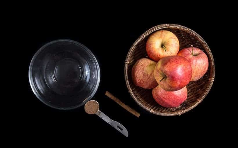 Instant Pot Applesauce Recipe Ingredients