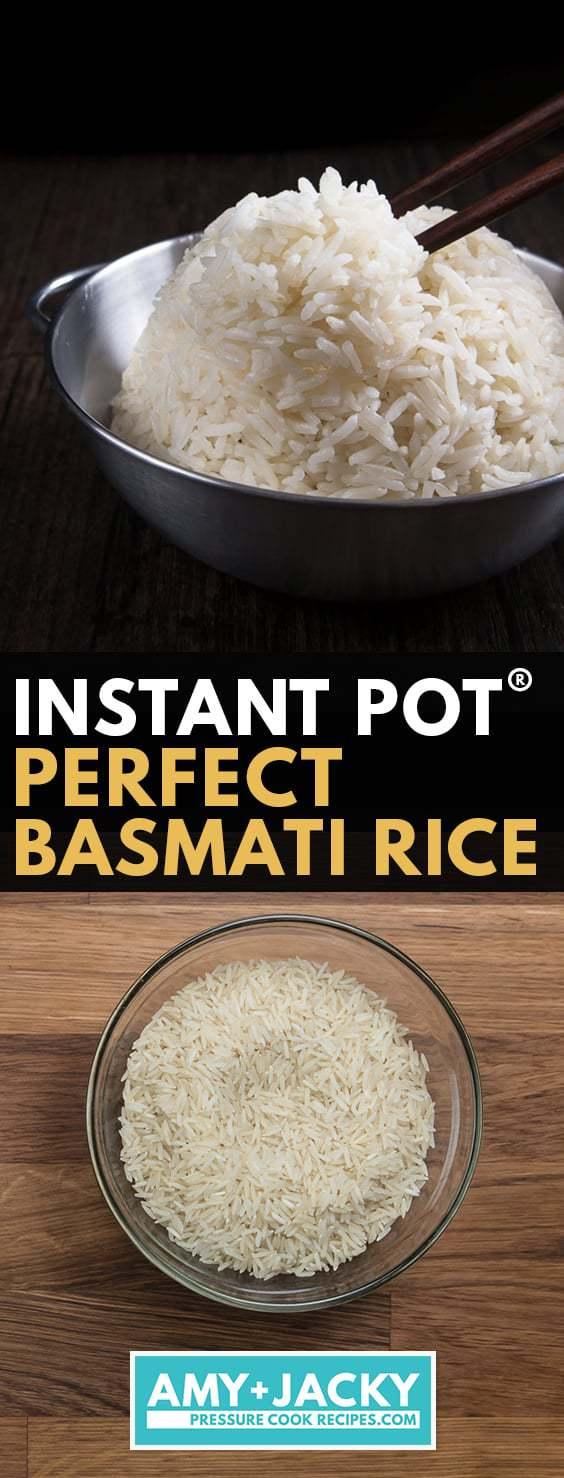instant pot basmati rice | basmati rice instant pot | basmati rice in instant pot | pressure cooker basmati rice | basmati rice pressure cooker #AmyJacky #InstantPot #PressureCooker #recipe #rice #GlutenFree