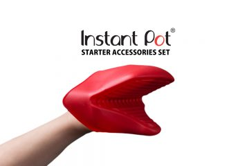 Instant Pot is releasing an Official Instant Pot Starter Accessories Set. Specifically designed & manufactured for Instant Pot Electric Pressure Cookers!