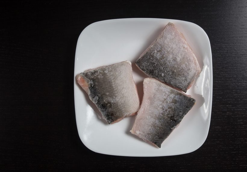 Crispy-Skin Pressure Cooker Salmon Fillet Recipe Ingredients
