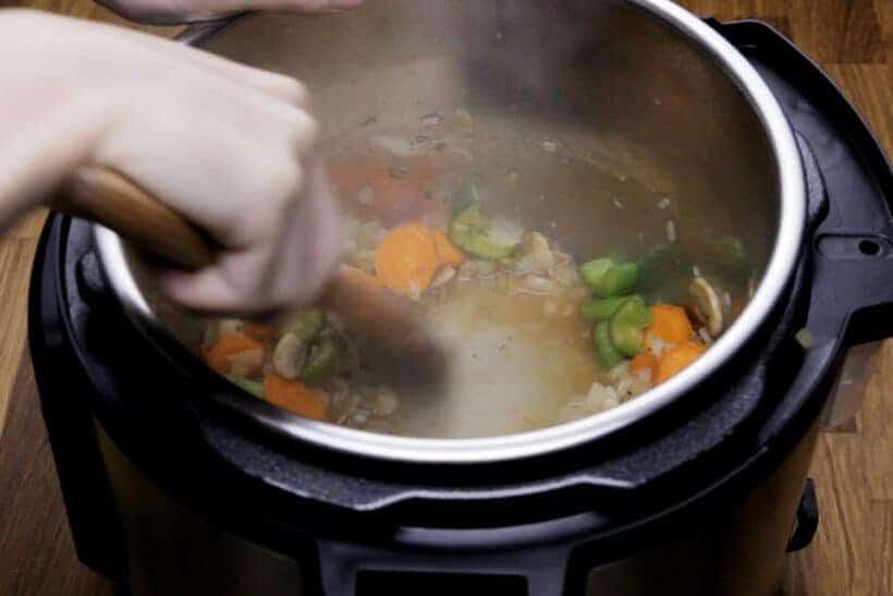 deglaze instant pot #AmyJacky #InstantPot #recipe