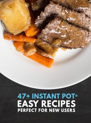 Easy Instant Pot Recipes (Electric Pressure Cooker Recipes) & step-by-step Instant Pot Videos and Tips for you to learn how to use Instanst Pot Electric Pressure Cooker.