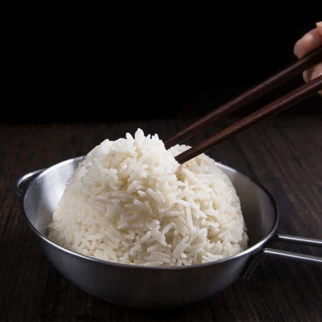 Easy Instant Pot Recipes: Instant Pot Basmati Rice