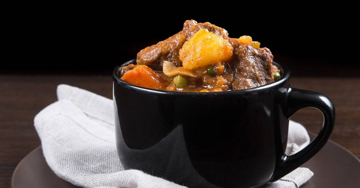 Beef stew recipes without potatoes anna