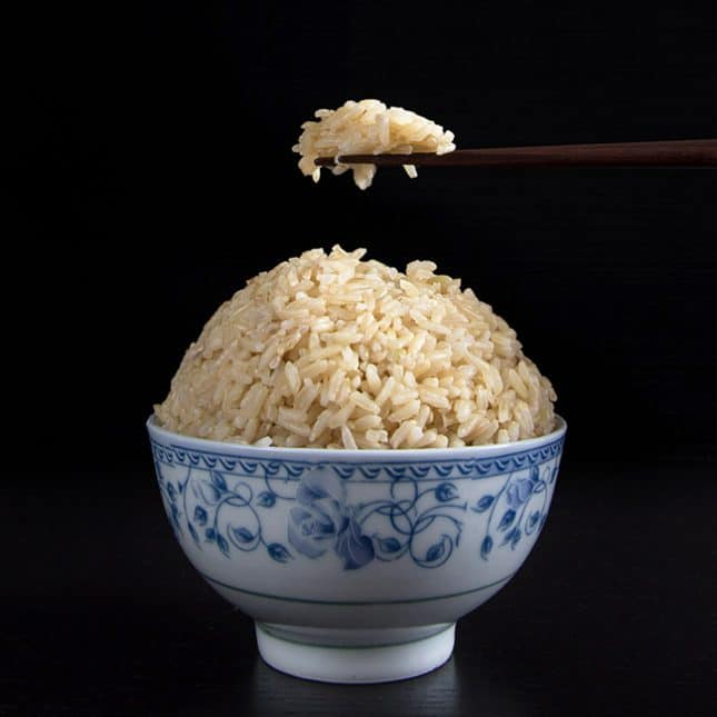Easy Instant Pot Recipes: Instant Pot Brown Rice