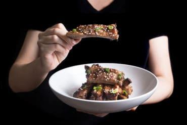 Instant Pot Korean Ribs | Pressure Cooker Korean Ribs | Instant Pot Ribs | Pressure Cooker Ribs | Instant Pot Kalbi Ribs | Instant Pot Baby Back Ribs | Instant Pot Pork Ribs | Kalbi marinade | Instant Pot Korean Recipes | Instant Pot Asian Recipes #AmyJacky #InstantPot #PressureCooker #recipes #korean #asian