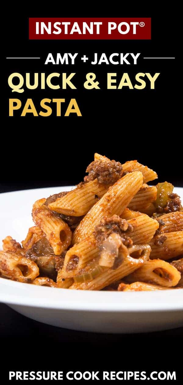 instant pot pasta | instant pot penne pasta | one pot pasta | instant pot pasta recipes | pasta in instant pot | cooking pasta in instant pot | pressure cooker pasta #AmyJacky #InstantPot #PressureCooker #recipe #pasta #easy #healthy