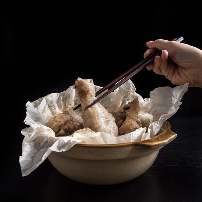 Easy Instant Pot Recipes: Instant Pot Salt Baked Chicken
