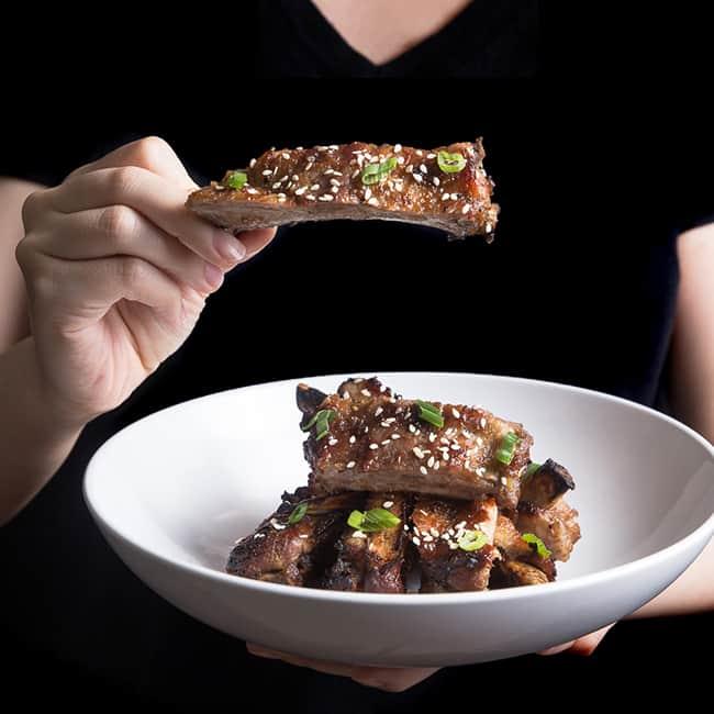 Instant Pot Labor Day Recipes: Pressure Cooker Korean Ribs