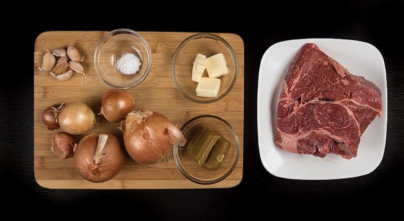 Pressure Cooker Beef Curry (Japanese) Recipe Ingredients