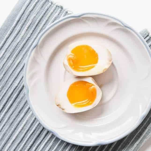 Easy Instant Pot Recipes: Ramen Eggs (Japanese Soft Boiled Eggs)