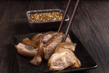 Pressure Cooker Chinese Recipes: Taiwanese Braised Pork Hock in Pressure Cooker