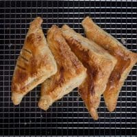 Thanksgiving Pressure Cooker Recipes: Easy Apple Turnovers
