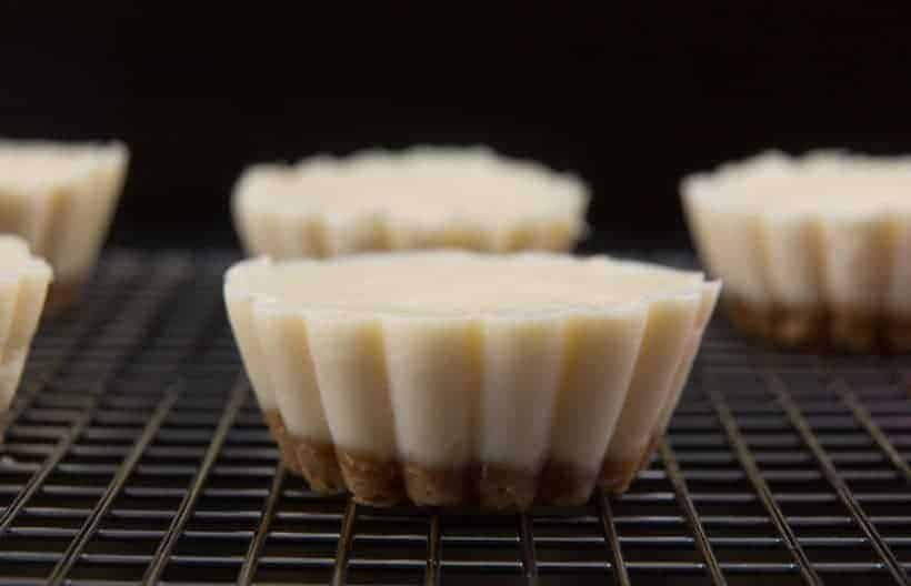 Instant Pot Cheesecake Bites Recipe: Make these crowd-pleasing pressure cooker cheesecake bites.