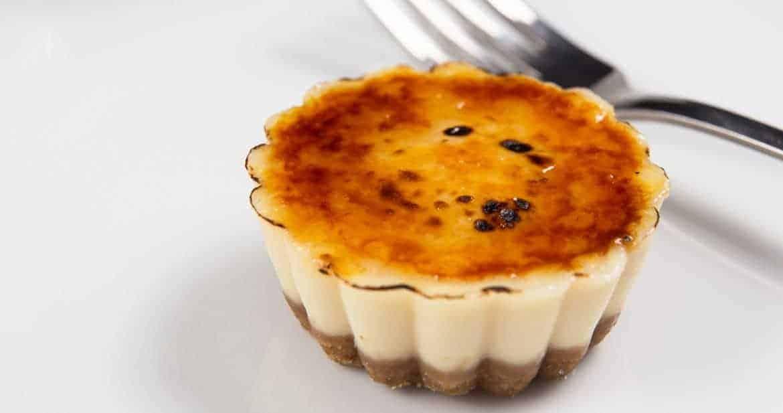 Instant Pot Cheesecake Creme Brulee Bites Pressure