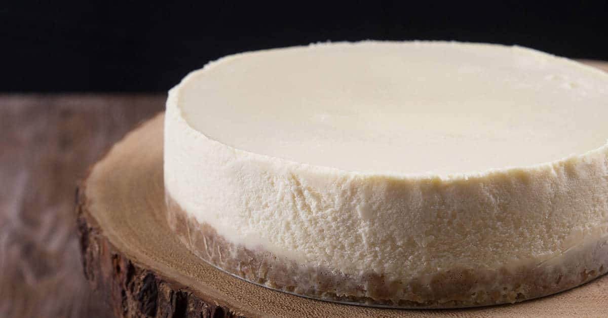 Instant Pot New York Cheesecake #17 Recipe by Amy + Jacky
