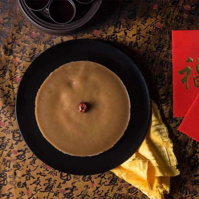 Pressure Cooker Chinese Recipes: Nian Gao Recipe