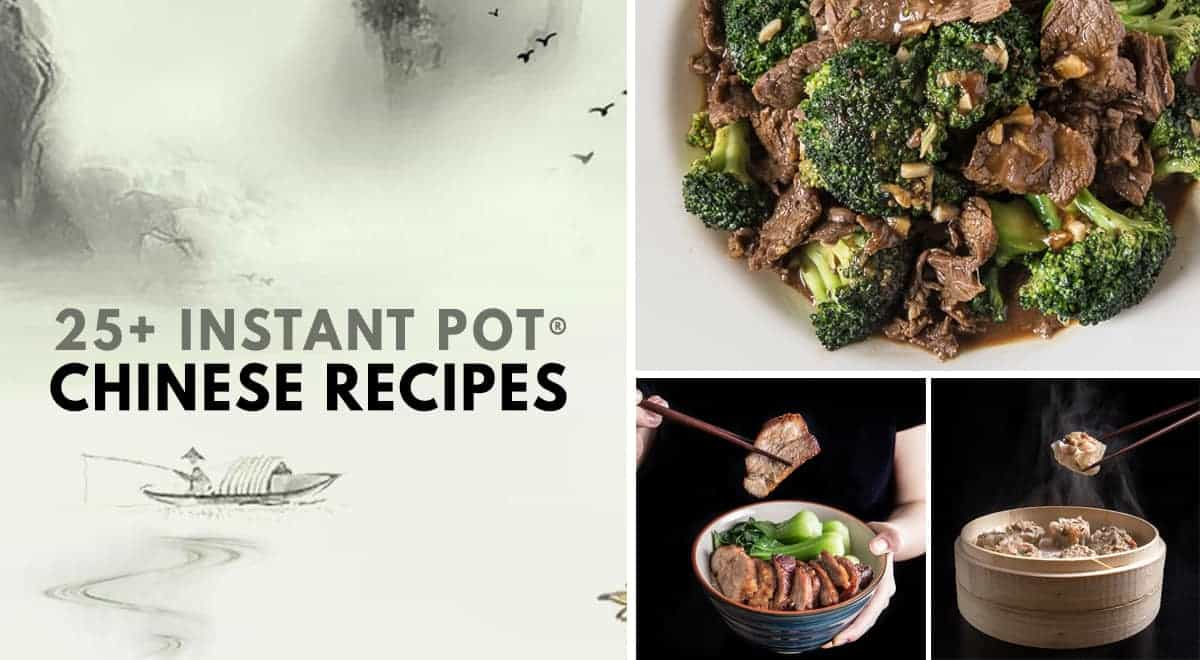25 Pressure Cooker Chinese Recipes You Need To Try Pressure Cook